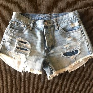 American Eagle Women's Shorts Size 0